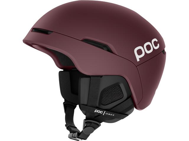 POC Obex Spin Helmet Copper Red